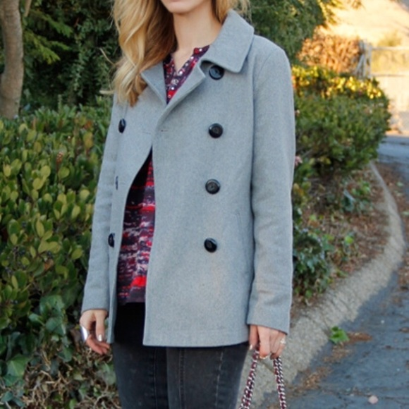 agreatvarietyofmodels various design enjoy bottom price Old Navy Classic Wool-Blend Peacoat for Women